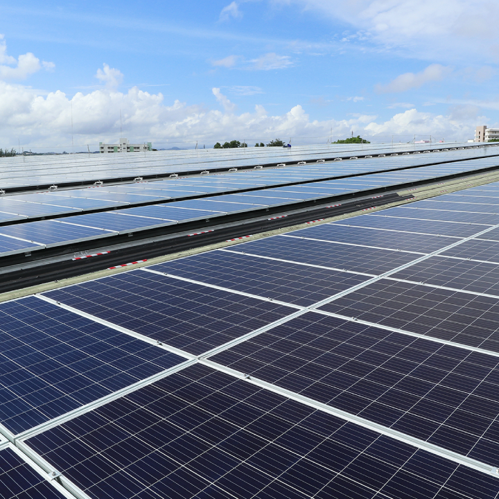 Solar Power generation facility